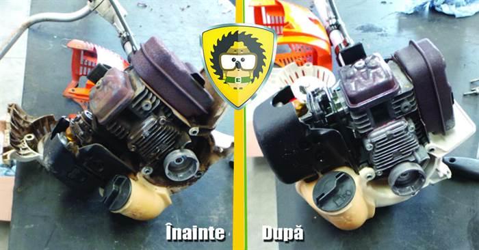Reparatie motocoasa Stihl FS 90